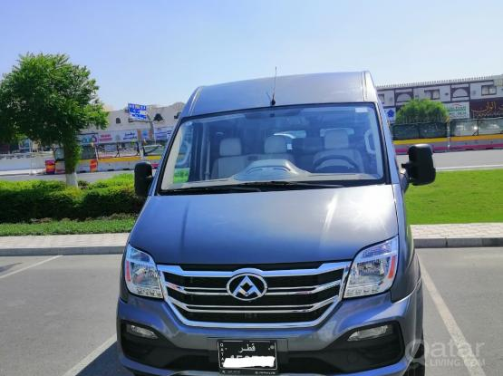 15 SEATER BUS FOR RENT - FOR GOOD FOR HIGH STAFF USE