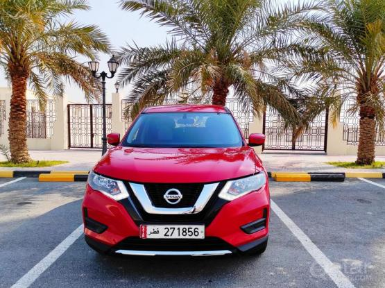 NISSAN XTRAIL 2018 MODEL - AVAILABLE FOR RENT