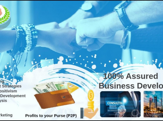 Sales Training @ Business Growth is 100% Assured