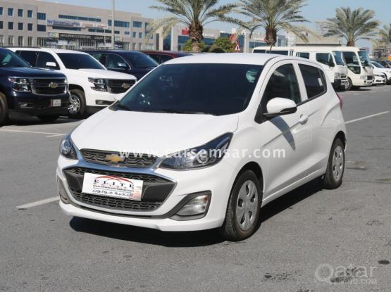 Rent a car for monthly Chevrolet  Spark