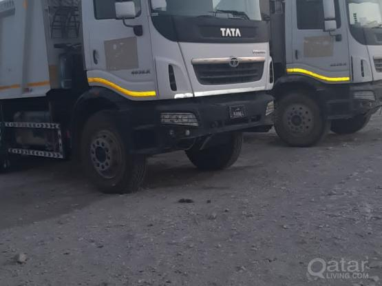 TRUCK 18M3 &  22M3 FOR FOR RENT - SHORT & LONG TERMS