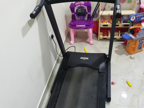Sportek ST1000 Treadmill with incline