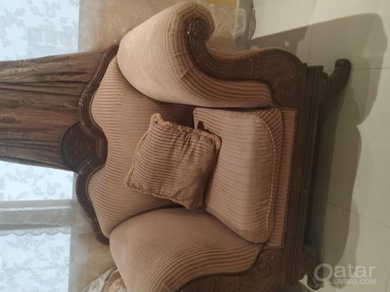 Sofa set (1 + 1)