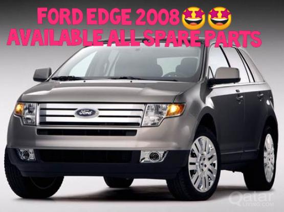 FORD EDGE 2008 SPARE PARTS
