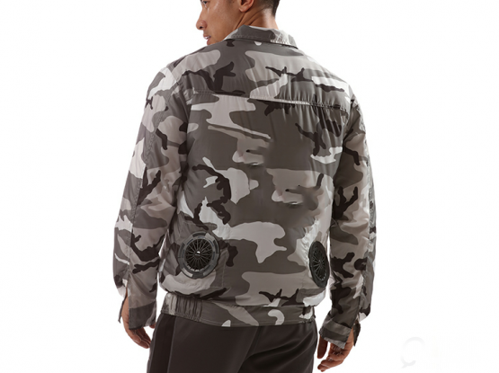 Air conditioning jacket