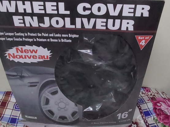 Wheel Cover 4PCS By Enjoliveur Brand new Size 16