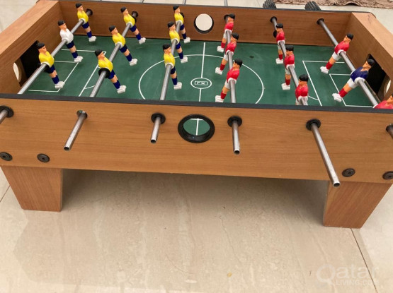 Table Football Small - Price Negotiable