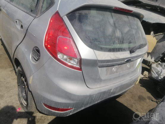 Ford fiesta spare parts