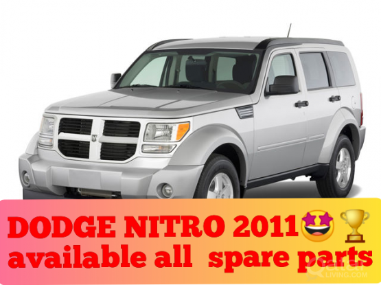 DODGE NITRO AVAILABLE ALL SPARE PARTS