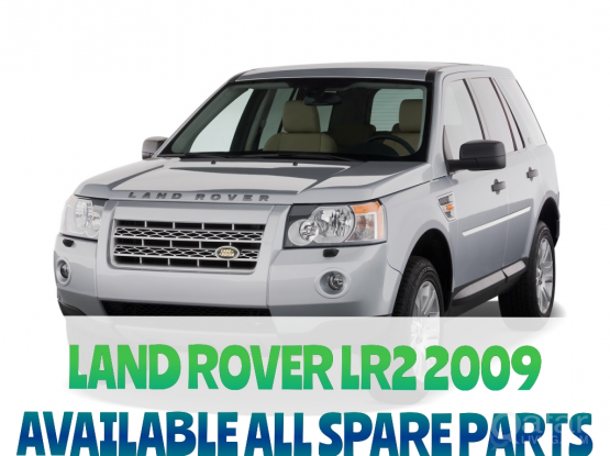 LAND ROVER LR2 SPARE PARTS