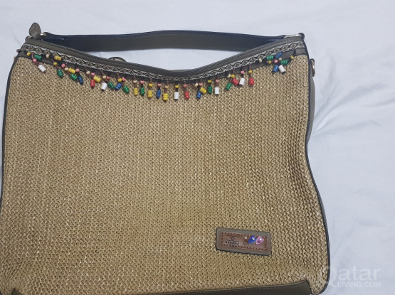Brown ESBEDA hand bag.