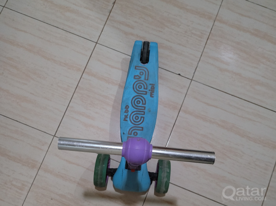Kids skating Scooter