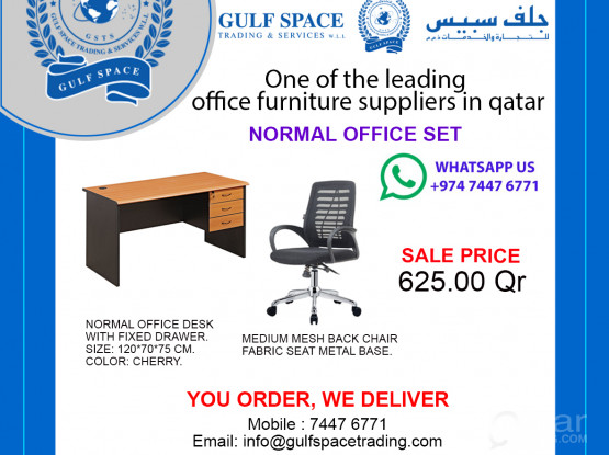 Office Desk & Chairs SPECIAL OFFER