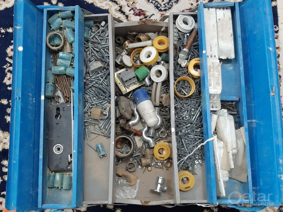 Tools box with all content