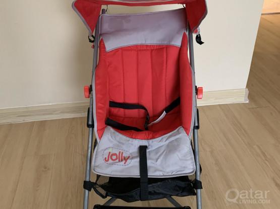 Pre-loved Stroller (Jolly)