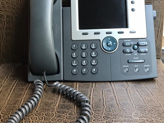 Cisco Unified IP Phones 7945 & 7965