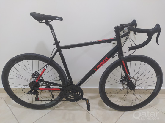 New Road Bicycle/Road Bike   Black and Red