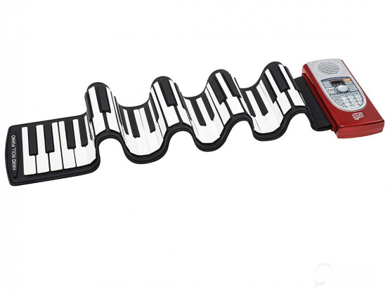 Foldable piano for adults or kids with countless options
