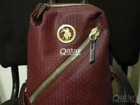 U.S. Polo Hand Bag Original