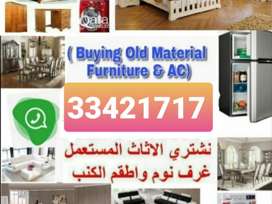 Buying all Used A/C Damage. Fixing New & old Used A/C. Our Service 24/7 Hour Deliver hold of Doha City. WhatsApp & Call Me Any time:974:-33421717.Good Price & Good Work.Now Discount offer.