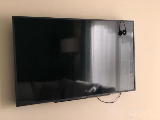 Sony Smart TV 55 Inch