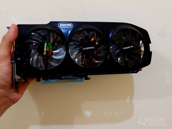 Graphics Card NVIDIA GEFORCE GTX 680 for Sale