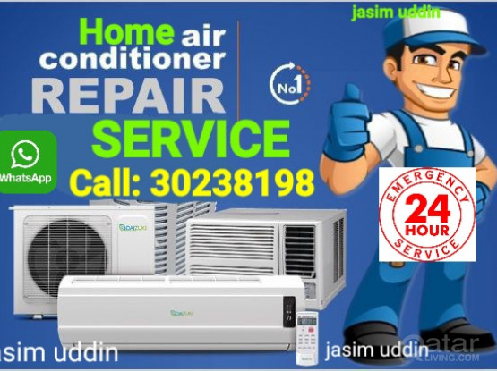 Ac Repair Services (Buy & Sell) Very Low Price Call:30238198