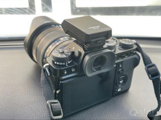 Fujifilm XT3 With 18-135mm