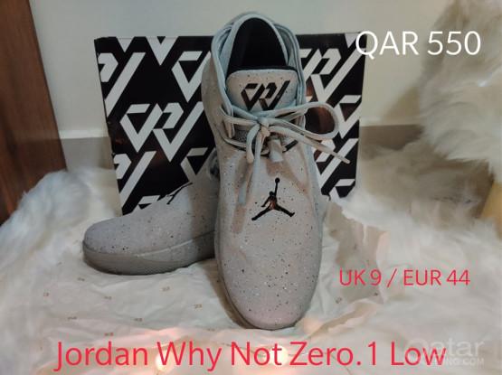 Jordan Why Not Zero 1 Low