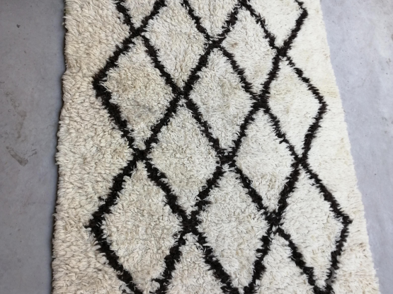 Wool shag carpet from Home center