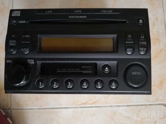 Car Stereo for Nissan Xtrail