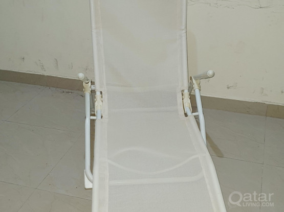 Reclining Folding chair for outdoor, picnic, etc.