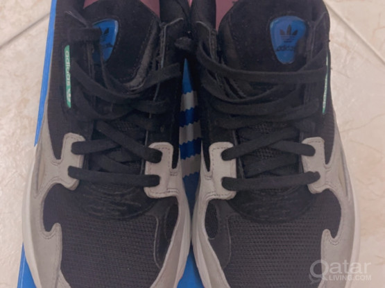 """Adidas shoes almost new """" Falcon W"""" for kylie"""