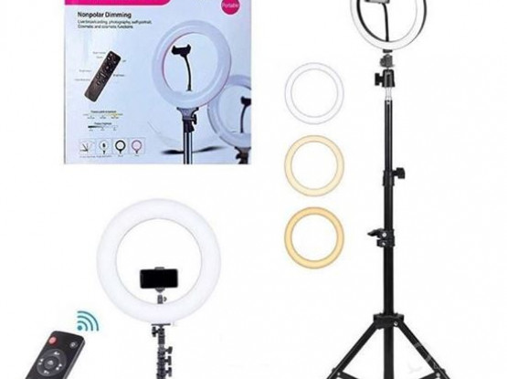 RING SUPPLEMENTARY LAMP Dimmable Portable