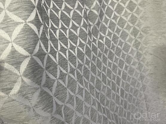 New velvet curtains