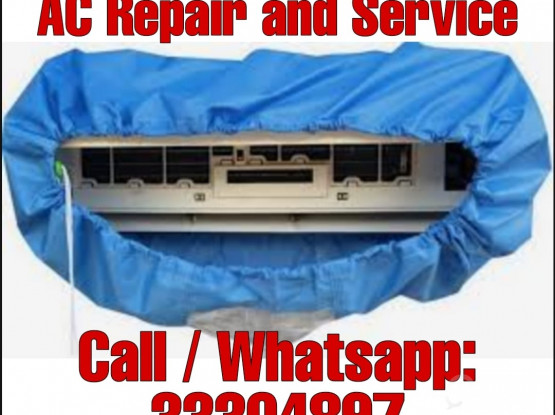 Ac repair and maintenance available here