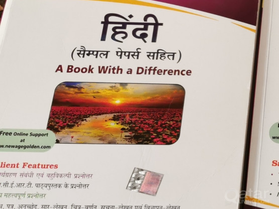 CBSE Guides Hindi for 8th Std  and  common Grammar Guide