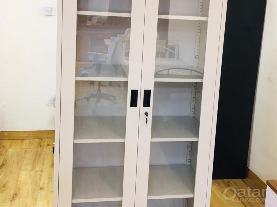 FILE CABINET WITH FULL GLASS CONTACT 33280157