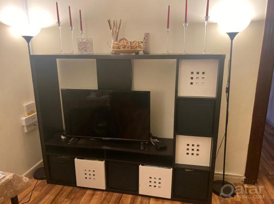 IKEA TV shelf