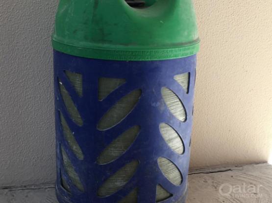 Waqod shafaf Gas Cylinder