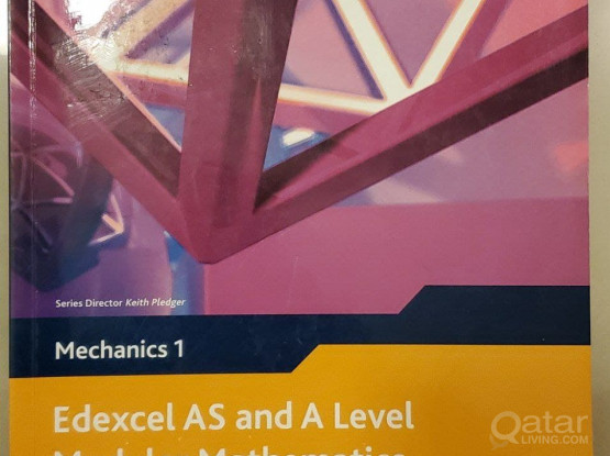 Edexcel AS and A Level M1 Textbook