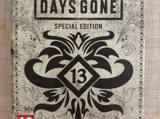 Days Gone (Special Edition) - PS4 CD