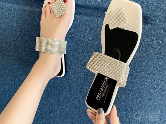 Women's Flip-Flops Slippers (size-36)