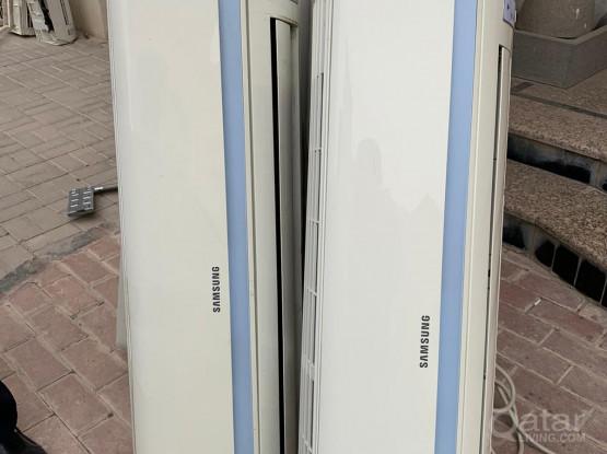 Sumsang AC available 1.5ton 2 ton 2.5 ton.Call: 77129059