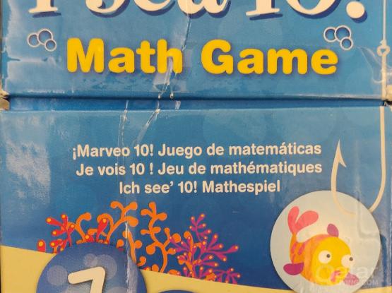 Kids Game -I See Ten