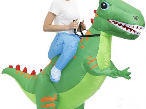 Dinosaur Inflatable Costume