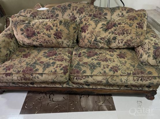 Sofa 2pcs Set