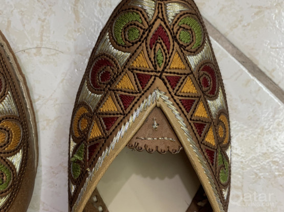 Indian brown shoes size 40