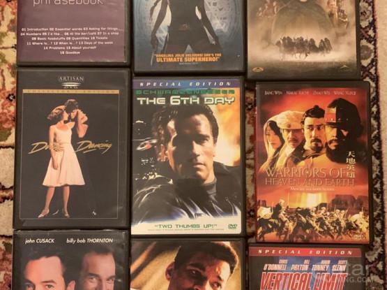 DVD's For Sale- Originals