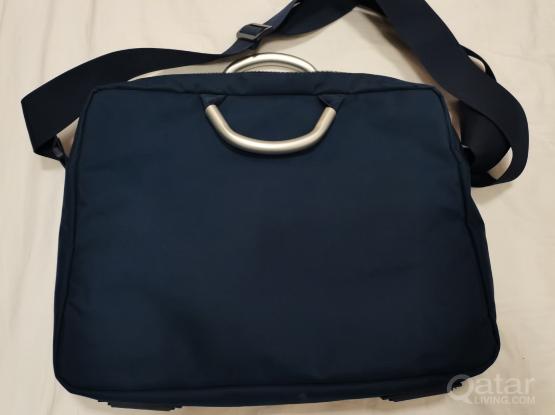 Laptop bag backpacks new dark blackish blue